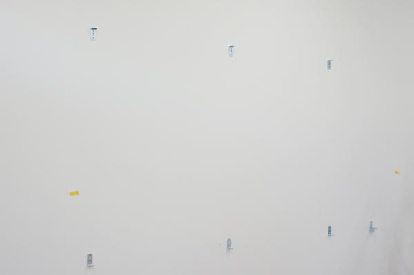 大型黒板取付施工レポート4