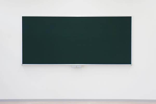 大型黒板取付施工レポート7