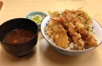 半蔵門ランチ 和のおすすめ店 【天ぷら 天丼編】