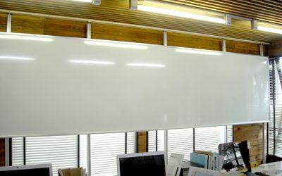 学習塾とホワイトボード